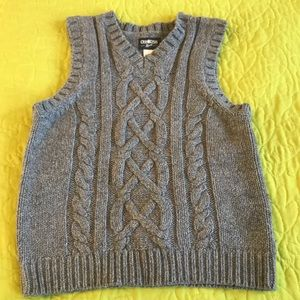 Grey OshKosh sweater